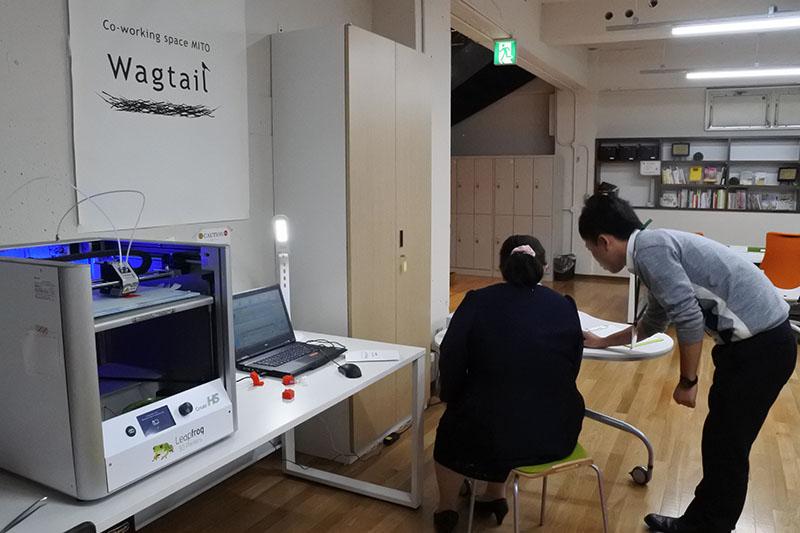 3Dプリンター操作講習会